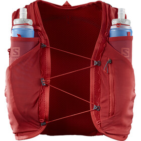 Salomon ADV Skin Vest 5 Set, goji berry